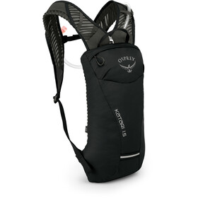 Osprey Katari 1.5 Hydration Backpack Black